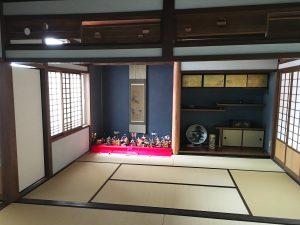 岡田家の部屋