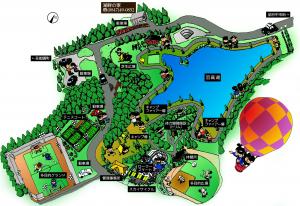 羽高湖サン・スポーツランドand森林公園