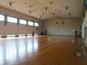 月見ヶ丘体育館